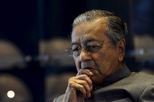 Thủ tướng Mahathir Mohamad: 'Malaysia giờ là con mèo nhỏ'