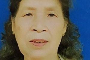 Bà Đặng Thị Lịch - Gương sáng phong trào Chữ thập đỏ