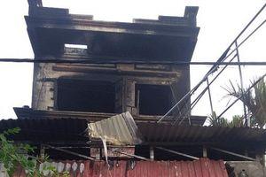 Hỏa hoạn ở cửa hàng kinh doanh đồ điện khiến 4 người trong gia đình thương vong