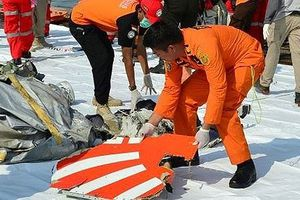 Indonesia công bố báo cáo điều tra sơ bộ vụ rơi máy bay của Lion Air