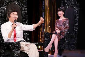 TS Lê Thẩm Dương phản bác HH Giáng My trong 'Quyền lực ghế nóng'