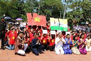Tuyển đại biểu tham gia giao lưu thanh niên Việt Nam - Ấn Độ