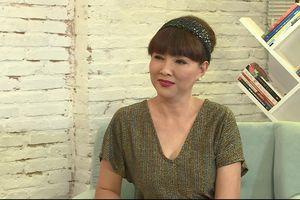 Diễn viên Phương Dung: 'Bố mẹ là áp lực lớn nhất với con cái'