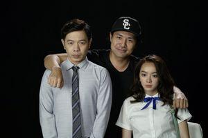 Thái Hòa, Kaity Nguyễn xem nhau như người thân khi đóng phim 'Hồn PaPa Da Con Gái'