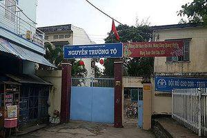 Học trò lười học, bị phạt hít đất ở trường Nguyễn Trường Tộ