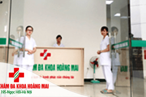 Phòng khám Đa khoa Hoàng Mai, Hà Nội: Mạo danh đóng dấu bác sĩ, hoạt động vượt quá giới hạn?