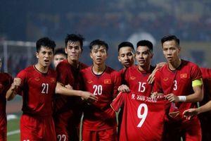 Bất ngờ mức giá 30 giây quảng cáo trận bán kết Việt Nam - Philippines