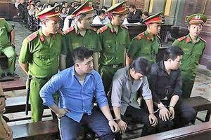 Tử hình kẻ giết 2 hiệp sĩ tại Thành phố Hồ Chí Minh