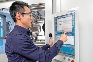 Phân loại 'màn hình điều khiển' theo hệ thống xử lý