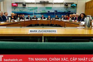 Facebook bị chất vấn về bảo vệ dữ liệu
