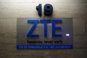 Nghị sĩ Mỹ đề nghị Nhà Trắng điều tra ZTE