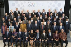 Hội nghị G20: IMF cảnh báo về giá đắt của căng thẳng thương mại
