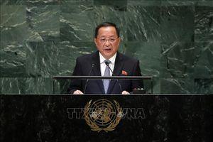 Mỹ yêu cầu Triều Tiên thay nhà đàm phán hạt nhân chính