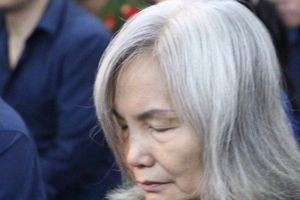 Quan hệ đặc biệt của ông Trần Phương Bình với người phụ nữ tóc bạc trong phiên tòa DongABank
