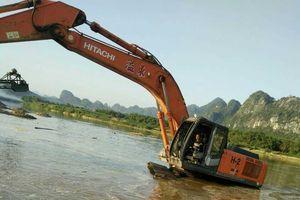 UBND tỉnh Thanh Hóa cũng bất ngờ trước việc Thủy điện Cẩm Thủy 1 tích nước?