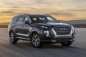 Cận cảnh xe SUV hoàn toàn mới của Hyundai