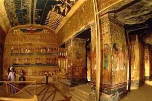 Bí ẩn cái chết của những người 'đụng' vào lăng mộ các Pharaoh