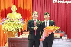 Nhân sự mới tại tỉnh Nghệ An