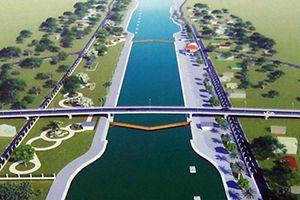 Đường thủy sắp có thêm âu tàu trên kênh Quản Lộ Phụng Hiệp