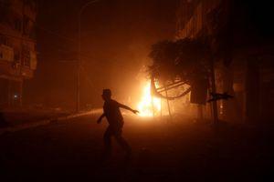 Chiến sự Syria: Phiến quân mở giao tranh với quân chính phủ tại Aleppo