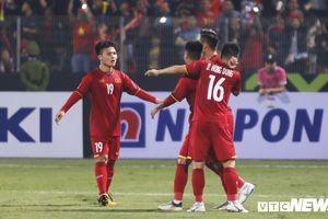 Chấp nhận đá sân xấu như mặt ruộng, tuyển Việt Nam quyết đánh bại Philippines