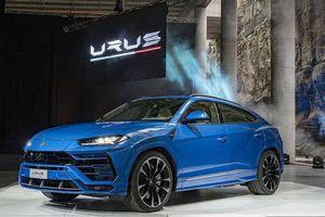 Lamborghini Urus ra mắt tại Thái Lan, giá từ 16,5 tỷ