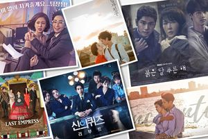 Mặc dù bị chê tơi tả nhưng 'Encounter' của Song Hye Kyo và Park Bo Gum vẫn đạt rating ấn tượng