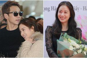 Dù bận rộn với lịch làm việc, Kim Tae Hee vẫn 'gấp rút' trở về tìm gặp ông xã Bi Rain giữa 'bê bối' nợ nần