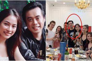 Sau khi công khai chuyện tình cảm, Dương Khắc Linh rất 'chăm chỉ' khoe ảnh thân mật với bạn gái Sara Lưu