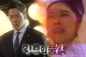 'The Last Empress' tập 7-8: Bỏ mặc Jang Na Ra sắp chết Choi Jin Hyuk ưu tiên cứu tình cũ trước