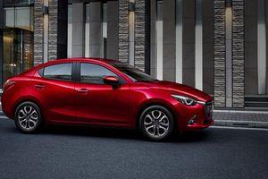 Mazda2 giá từ 509 triệu đồng tại Việt Nam được trang bị loạt công nghệ mới