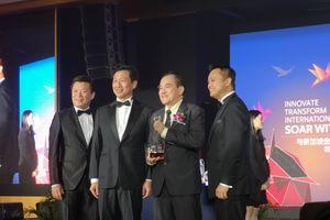 MDIS nhận chiến thắng kép tại giải thưởng 'Thương hiệu uy tín Singapore'năm 2018