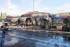 Bình Phước: Khởi tố vụ án cháy xe bồn khiến 6 người chết, 19 căn nhà bị thiêu rụi