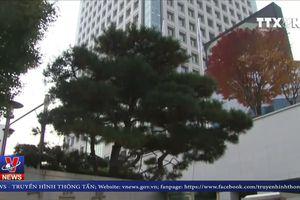 Nhật Bản, Hàn Quốc căng thẳng vì phán quyết với Mitsubishi