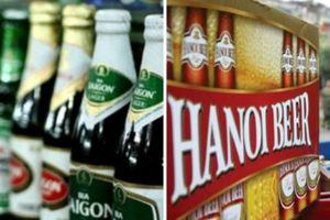 Chiêu 'cáo gửi chân' của các hãng bia ngoại