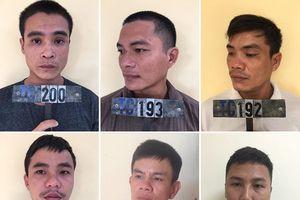 Nghệ An: Khởi tố 6 đối tượng gây ra nhiều vụ trộm cắp tài sản