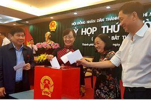 TP.HCM: Sẽ lấy phiếu tín nhiệm đánh giá 15 cán bộ chủ chốt