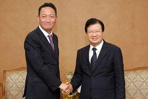 Hướng tới quan hệ thương mại cân bằng giữa Việt Nam và Hàn Quốc