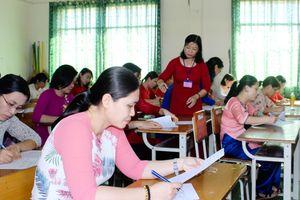 TP. Vũng Tàu: Khai mạc hội thi GV dạy giỏi cấp THCS năm học 2018-2019