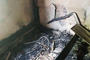 Móng Cái: Cháy nhà dân trong đêm, 1 người thiệt mạng