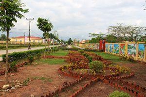 Đầm Hà: Xây dựng nông thôn xanh - sạch - đẹp
