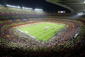 Barcelona bán tên sân Nou Camp