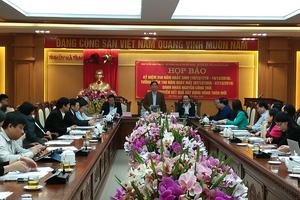 Hà Tĩnh: tuyên truyền các hoạt động kỷ niệm 240 năm sinh danh nhân Nguyễn Công Trứ