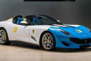 Ngắm 'hàng độc' Ferrari với chỉ một chiếc duy nhất trên thế giới