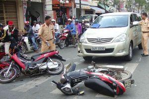 Lái xe gây tai nạn đừng đổ cho xui xẻo