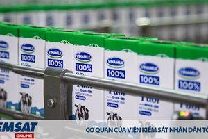 Vinamilk là đơn vị trúng gói thầu cung cấp sữa thuộc đề án thực hiện chương trình sữa học đường thành phố Hà Nội