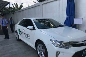 Dịch vụ cho thuê ô tô hàng đầu nước Mỹ gia nhập thị trường Việt Nam