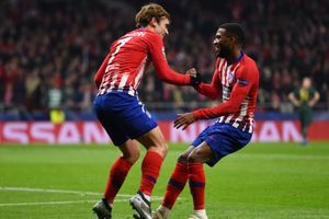 Bảng A Champions League: Giành kết quả thuận lợi, Atletico Madrid và Dormund dắt tay nhau vào vòng 1/8
