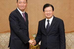 Thúc đẩy quan hệ, phát huy tối đa tiềm năng giữa Việt Nam – Hàn Quốc