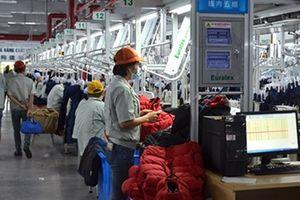 Thiếu lao động tại khu công nghiệp Quảng Ninh